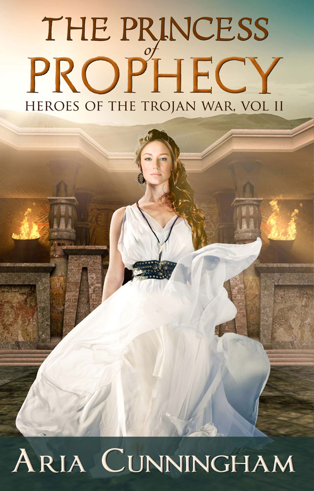 The Princess of Prophecy Book Cover